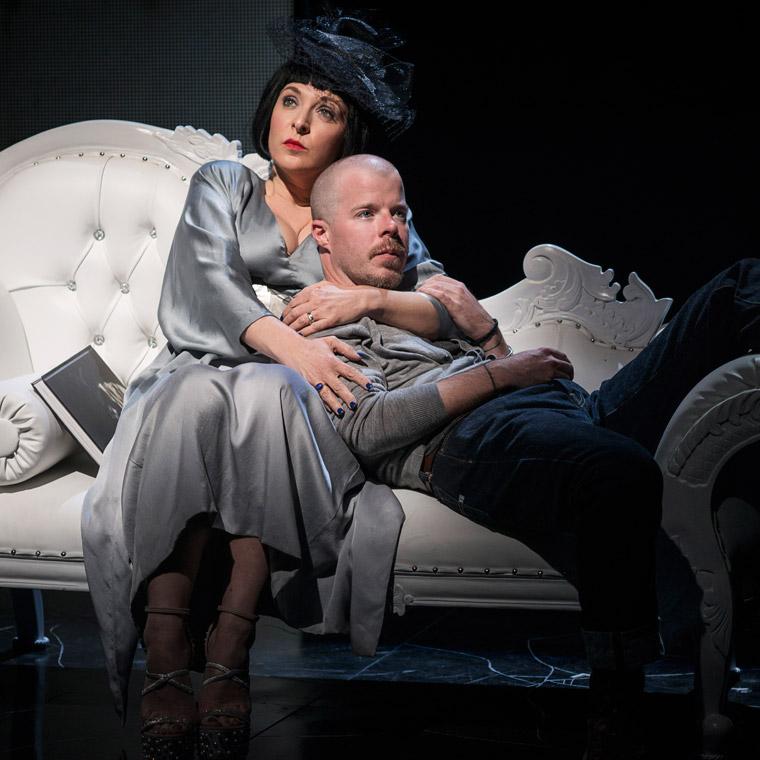 McQueen Theatre Play