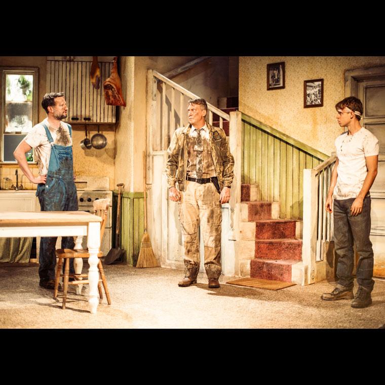 Pig Farm Theatre Play